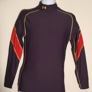 Hurley Under Armour Long Sleeve Shirt Size MD